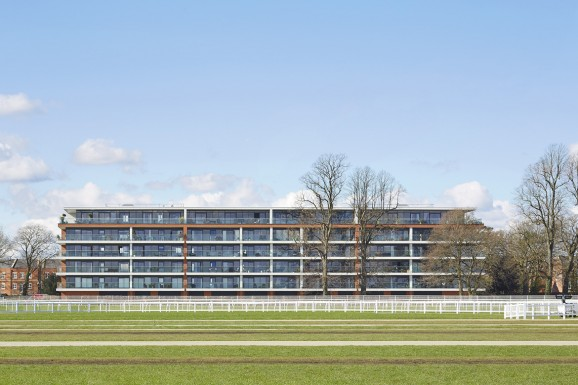 Newbury Racecourse Development by ISA Architecture & Design Phot