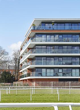 Newbury Racecourse Development by ISA Architecture & Design Phot
