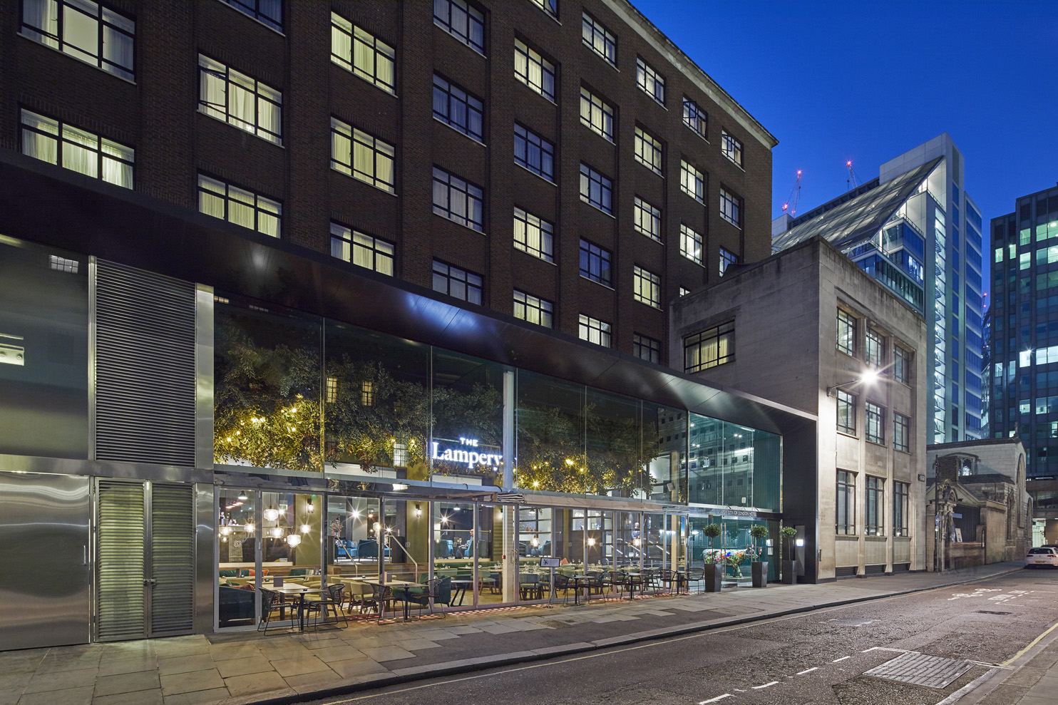 Tbc Hotel London